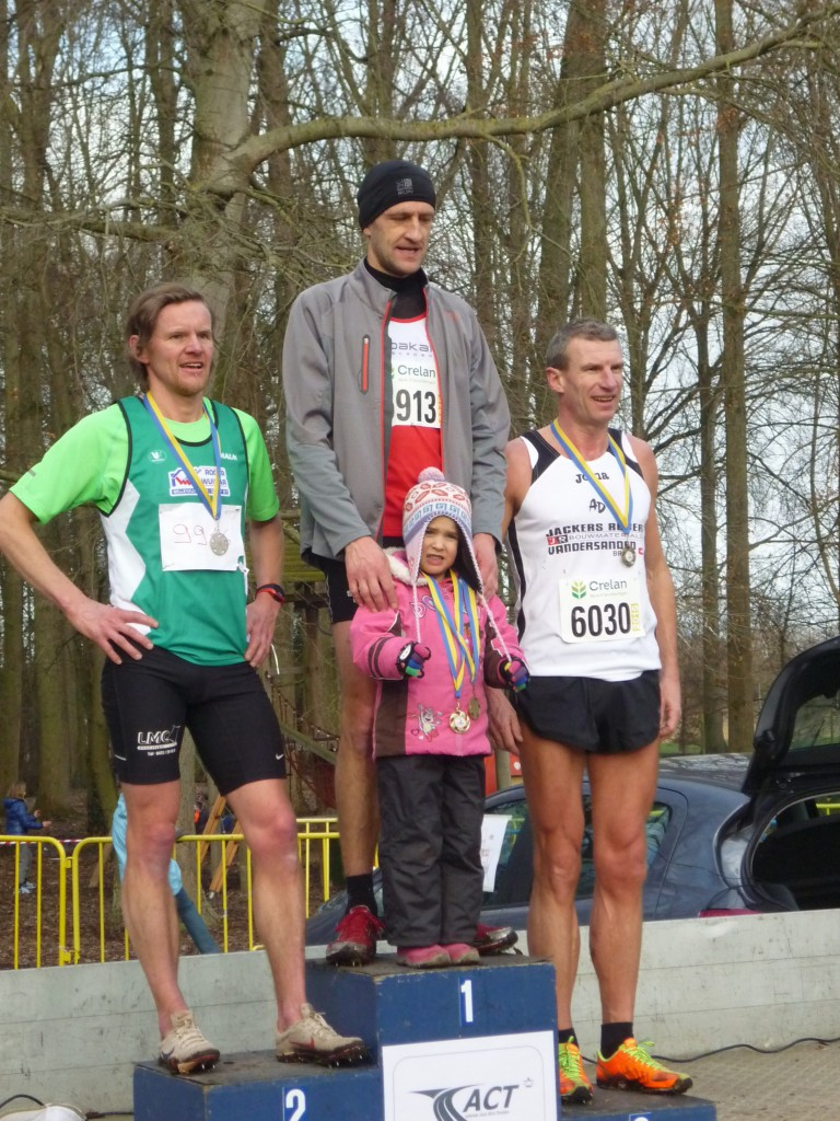 LCC Veldloop Sint Truiden Zondag 8 februari 2015