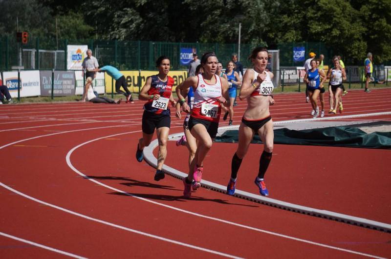 Belgische kampioenschappen Masters in Deinze Weekend 13-14 Juni 2015