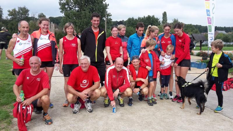 Inlopen trainingsparcours Schulens Meer Zondag 13 September 2015