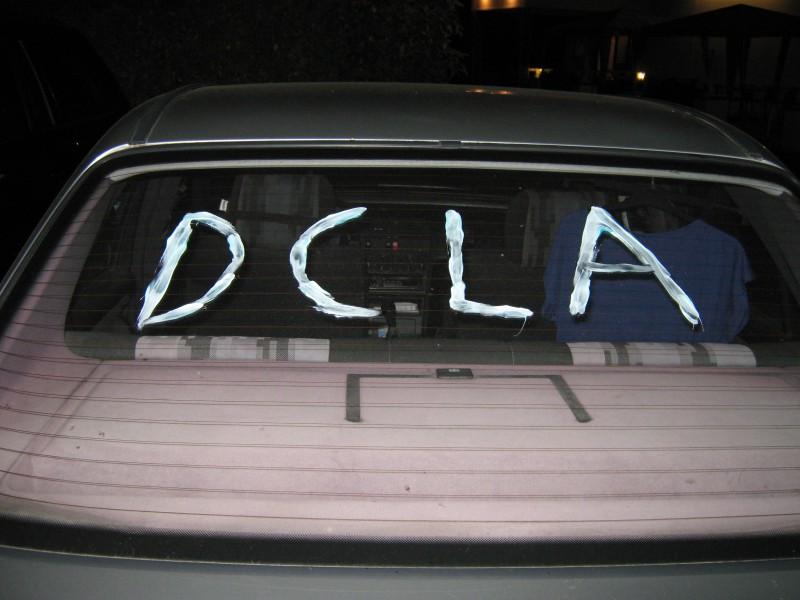 Clubkledij DCLA-Halen.