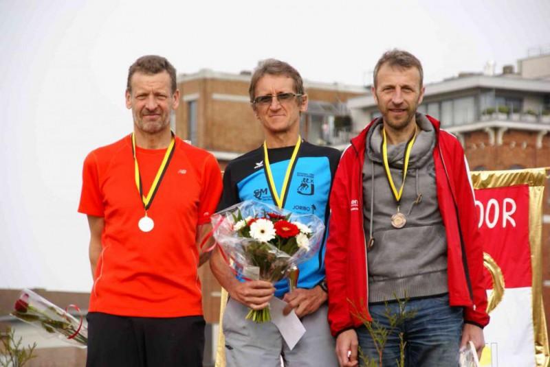 Belgisch Kampioenschap Marathon Eindhoven en DDH Zondag 11 oktober 2015