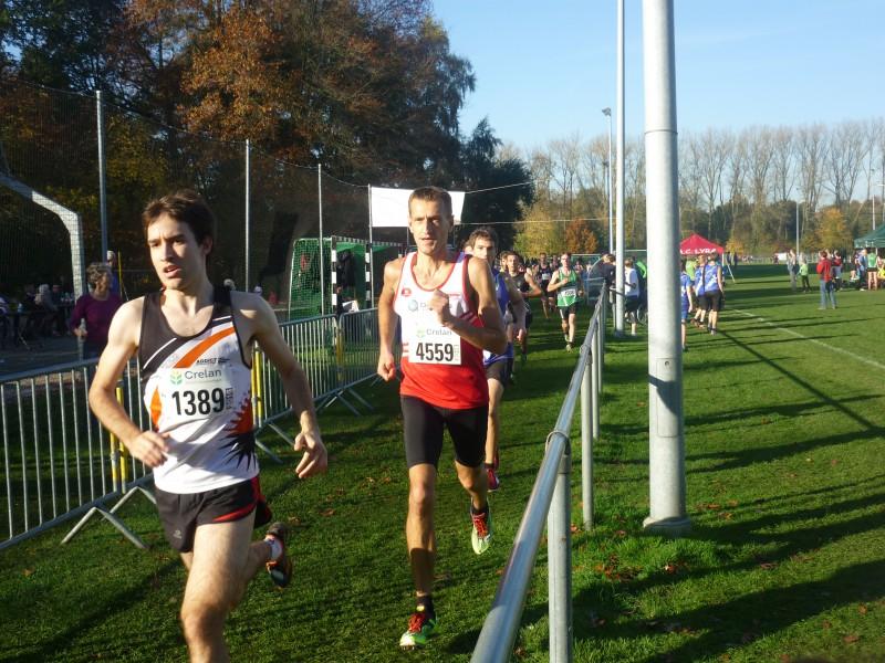 Veldloop Bonheiden Zondag 1 November 2015