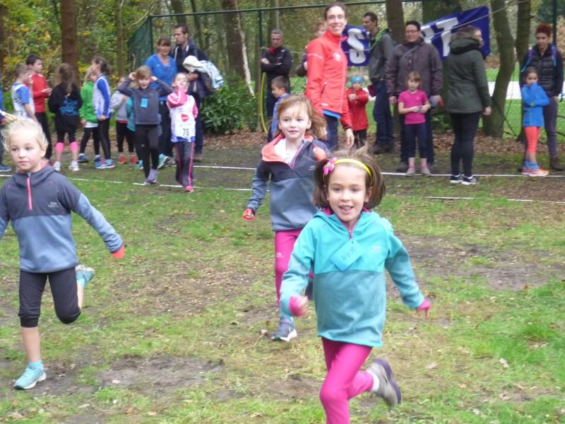 LCC Veldloop Neerpelt Zondag 15 november 2015