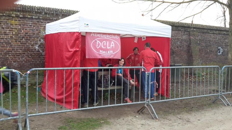 LCC veldloop in Dilsen Zondag 20 december 2015