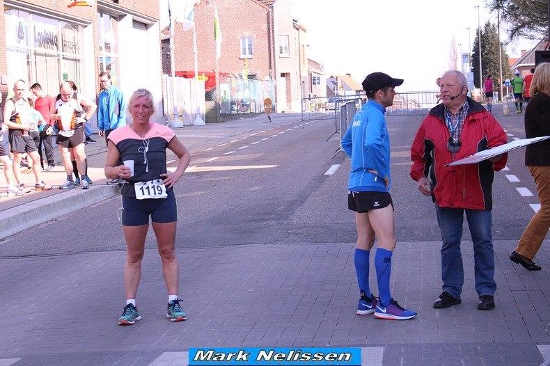 Zondag 10 April 2016 Loonse Jogging in Borgloon