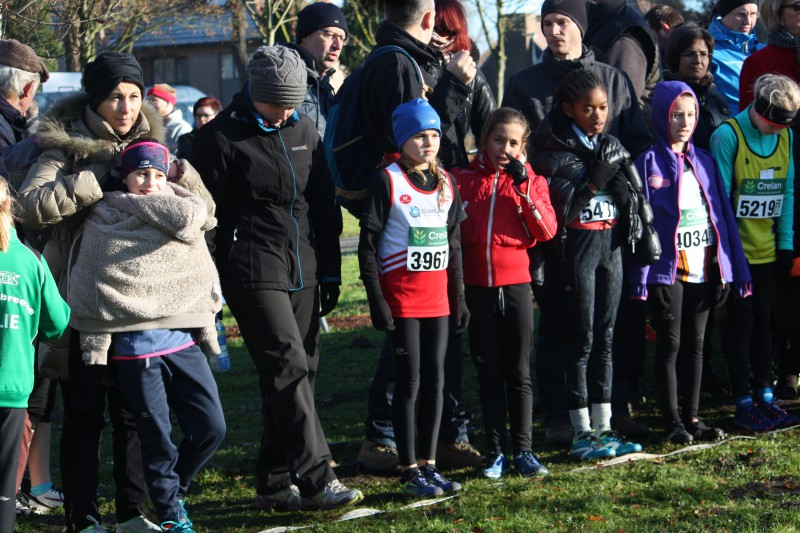 Zondag 4 December 2016 LCC Veldloop Bree