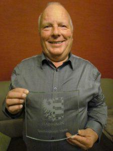 DCLA Halen voorzitter Rik Donders
