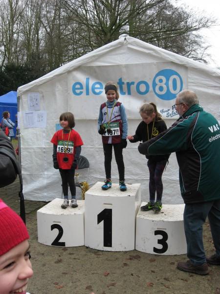 Zondag 5 Februari 2017 Provinciaal Kampioenschap VL-Brab. in Vilvoorde/ Limburg Lanaken