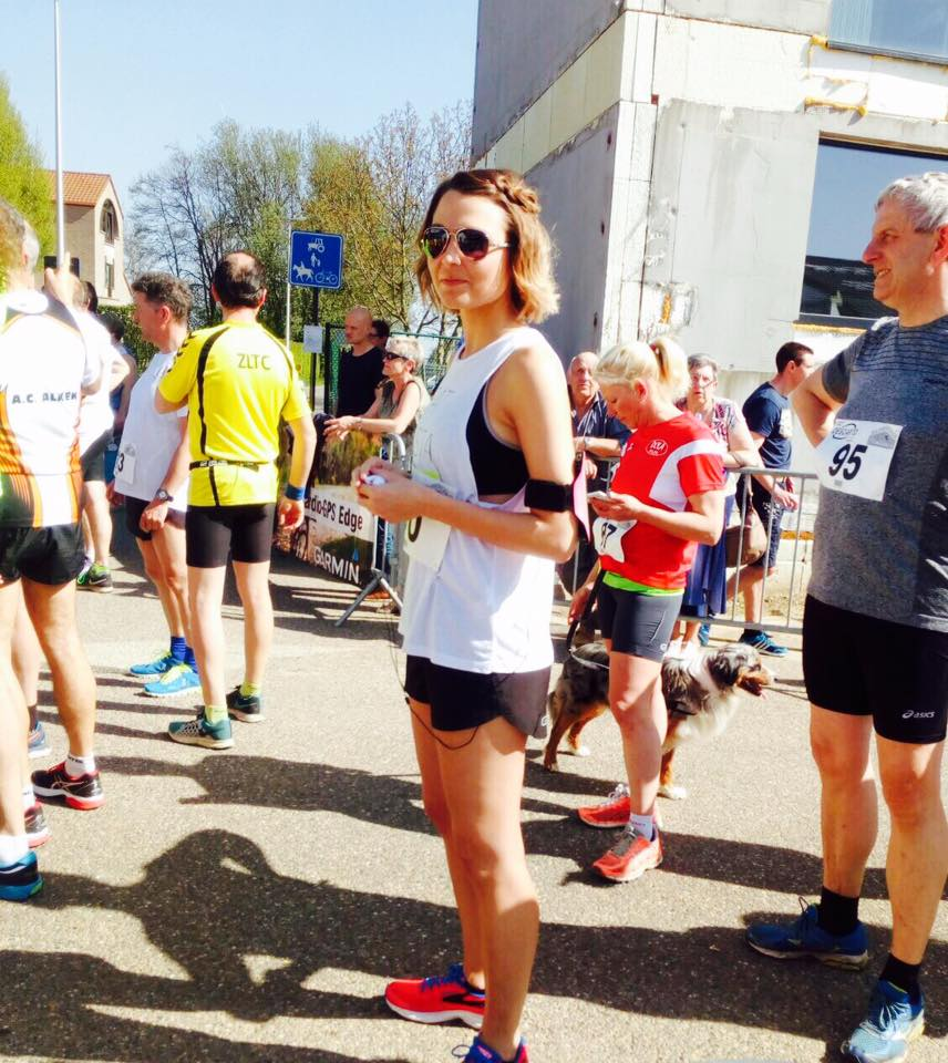 Zondag 9 April Loonse Jogging HC