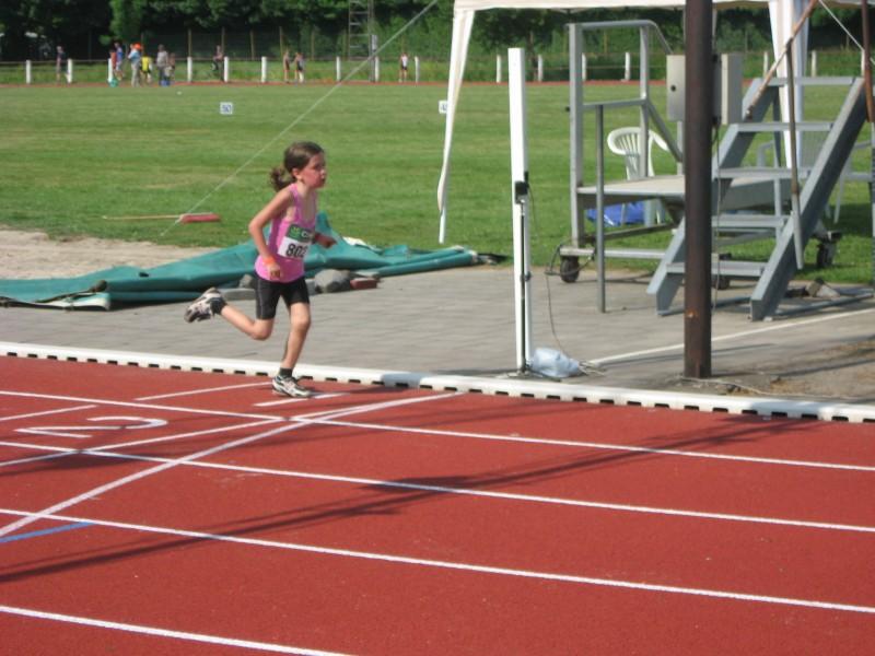 Zondag 28 Mei 2017 Olimpic jeugdmeerkamp in Alken en Bokkenrijders run in Wellen.