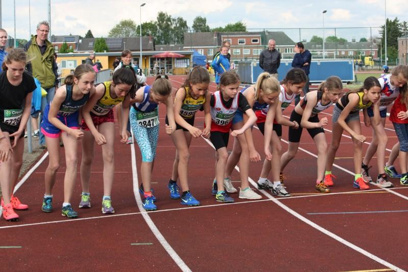 Zondag 14 Mei 2017 Olimpic jeugdmeeting Sint Truiden