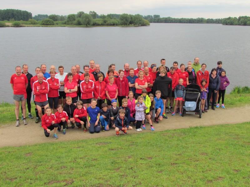 Vrijdag 19 Mei 2017 Jaarlijkse clubtraining met etentje aan 't Schulens Meer