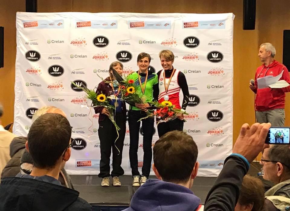 Zondag 8 oktober 2017 Marathon Eindhoven als Belgisch Kampioenschap