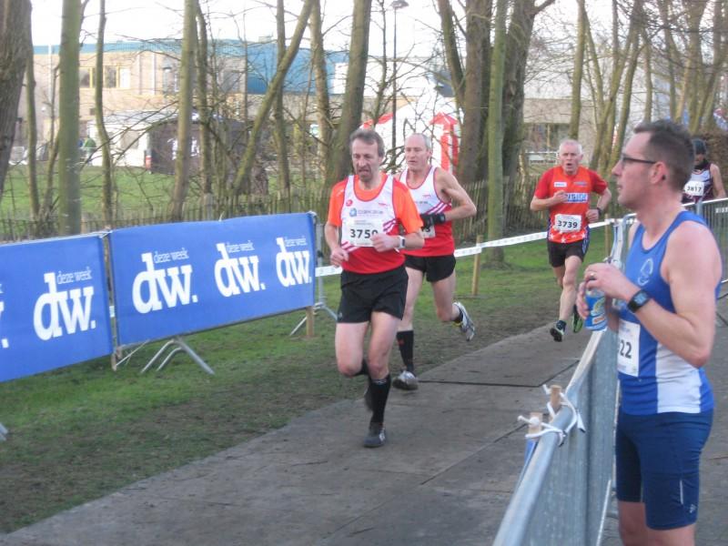 Zondag 11 Februari 2018 KVV Veldlopen in Rotselaar