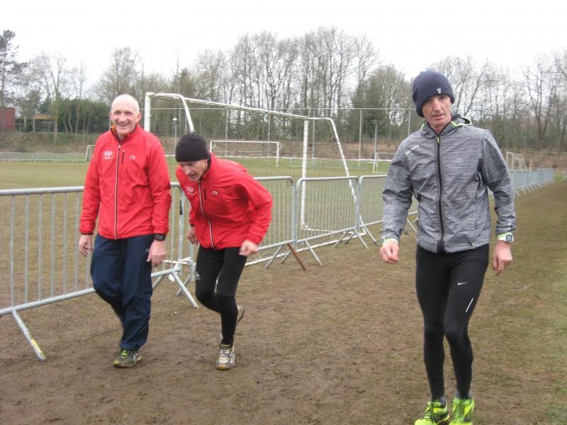 Zondag 4 Maart 2018 Veldloop in Tessenderlo