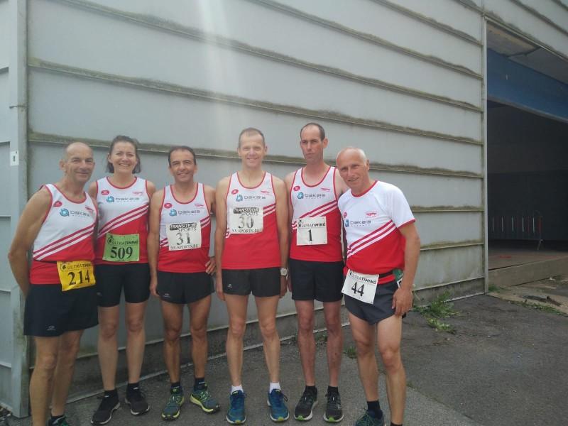 Zaterdag 19 Mei 2018 BK berglopen in Malmedy/ Olimpic meeting Jeugd in LANAKEN.