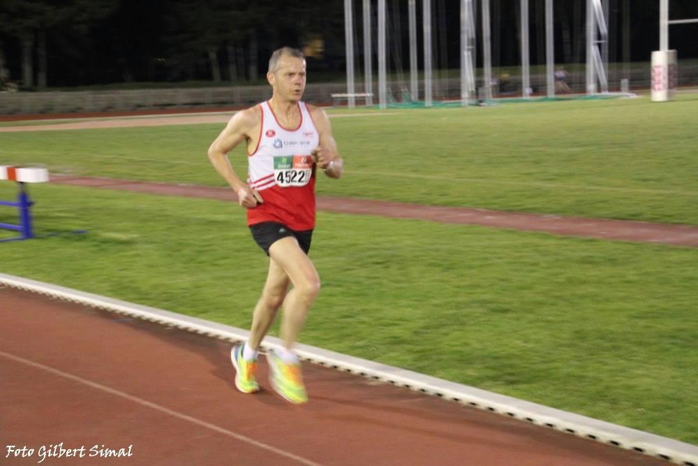 Zaterdag 5 Mei BK 10.000m op piste in Luik